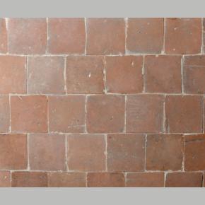Oude Terracotta Oranje - Rood
