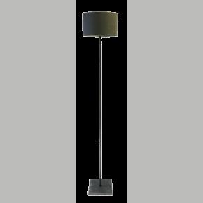 Aura Peeperkorn Vloerlamp op natuurstenen voetje