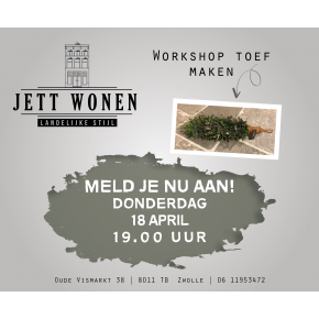 Workshop 18-04-2019