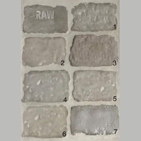 RAW Stones type Waaltjes
