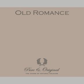 Kleuren Pure en Original Old Romance