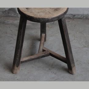 Originele ronde kruk uit China