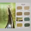Kleurenkaart Verde