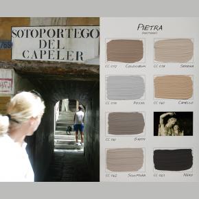 Kleurenkaart Pietra