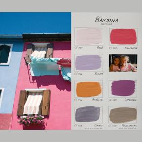 Kleurenkaart Bambina