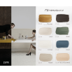 Kleurenkaart Metamorfosi